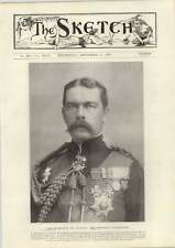 1898 Cameron Highlanders Welsh Regiment Sir Herbert Kitchener