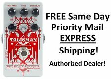 New Catalinbread Talisman Plate Reverb Guitar Effects Pedal!