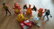 Vintage Pokemon Job Lot Charmander Charizard Ash Action Figure Hasbro Rare Anime