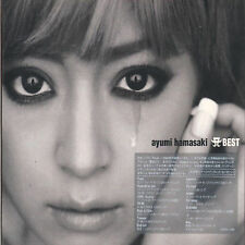 A Best by Ayumi Hamasaki (CD, Mar-2001, Avex) Japan Import no dustcover sleeve