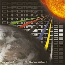 "Solar Project:  ""Chromagnitude""  (CD)"