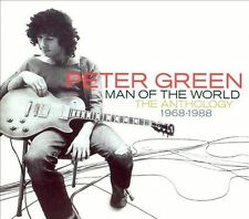 Man of the World: The Anthology 1968-1988 by Peter Green (CD, Apr-2004, 2...