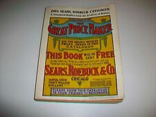 Replica 1908 Sears, Roebuck Catalogue Catalog paperback