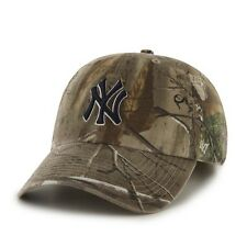 New York Yankees '47 Brand Big Buck Realtree Camo Clean Up Adjustable Hat