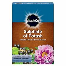 Miracle-Gro Sulphate of Potash 1.5kg Potassium Plant Food for Fruit and Flowers