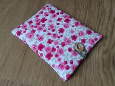Handmade Kindle Fire HD 6 Padded Case - Clarke and Clarke Ditsy Rose Fabric