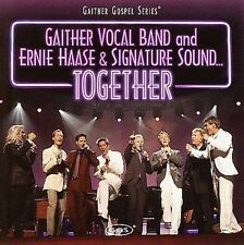Gaither Vocal Band (GVB) & Ernie Haase- Together (2007 CD) BRAND NEW!