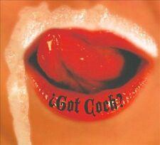 REVOLTING COCKS-GOT COCK  CD NEW