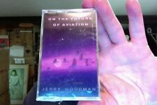 Jerry Goodman- On the Future of Aviation- new/sealed cassette tape
