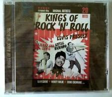 KINGS OF ROCK'N ROLL - ELVIS/LEWIS/COOKE - CD NEUF