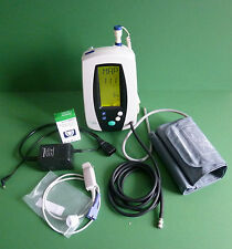 Welch Allyn Spot Vital Signs Patient Monitor with Temp Probe,SpO2,NIBP Monitor
