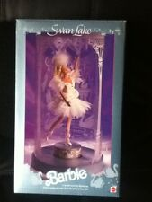 Mattel Barbie Musical Ballerina Series Doll Swan Lake