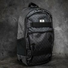 New Vans Transient lll Mens Unisex Charcoal Skateboard Straps Backpack Bag