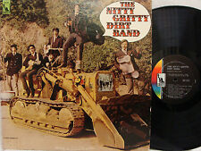 NITTY GRITTY DIRT BAND - S/T LP (1st US MONO Pressing on LIBERTY, Debut Album)