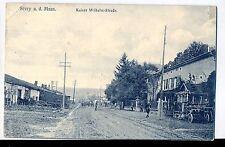H 414 WW1 Sivry a.d.Maas Kaiser Wilhelm Straße- Feldpost 1917