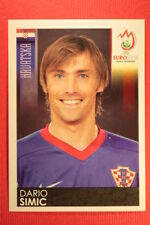 Panini EURO 2008 N. 184 SIMIC HRVATSKA NEW With BLACK BACK TOPMINT !!!