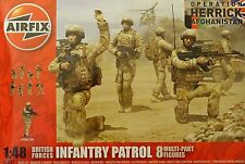AIRFIX® A03701 British Forces Infantry Patrol in Afghanistan Figuren in 1:48