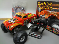 Traxxas Monster Jam Captain´s Curse 1:10 2WD RC Sammlermodell  NEU NEW
