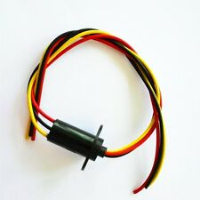 Wind Turbine Wind Power Capsule Slip Rings 3 CIRCUITS*30A Wires New