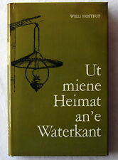 Buch - UT MIENE HEIMAT AN´E WATERKANT - Willi Hostrup