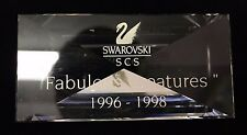 Swarovski Fabulous Creates Plaque SCS Crystal