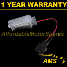 1X FOR SKODA FABIA OCTAVIA 18 WHITE LED SINGLE LAMP FOR GLOVE BOX