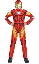 Avengers Age of UIron Iron Man Muscle Deluxe Costume Marvel Comics 12-14 New 278