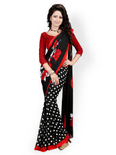 Bollywood Saree Indian Pakistani Ethnic Party Wedding Designer Sari With Blouse