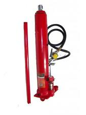 8 TON AIR AND  HYDRAULIC LONG RAM BOTTLE JACK ENGINE HOIST CHERRY PICKER TOOLS