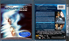 Blu-ray Paul Verhoeven HOLLOW MAN Director Cut Kevin Bacon WS Cdn Sony OOP NEW