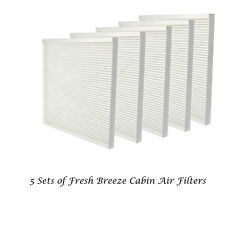 Set of 5 Cabin Air Filter For Nissan Sentra Altima Maxima Murano Quest CF11173