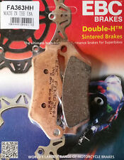 EBC/FA363HH Sintered Brake Pads (Rear) - BMW R1200GS Adventure 07-12