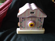 VHTF Vintage 80's Sweet Secrets WORKOUT PLAYSET W PINK SHINIE CHARM, RED HEART