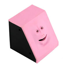 NEW Facebank Electronic Face Saving Coin Money Eating Box Fun Piggy Gift Toy