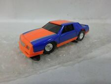 MINT NEVER USED ARTIN ? Chevrolet MONTE CARLO LIGHTED 1:43 SLOT CAR