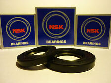 KAWASAKI ZZR1100 D1-D9 93 - 01 OEM SPEC NSK COMPLETE REAR WHEEL BEARINGS & SEALS