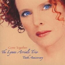 Come Together by The Lynne Arriale Trio (CD, Sep-2004, Motema Music)