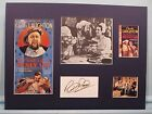 """Charles Laughton in """"The Private Life of Henry VIII"""" & Binnie Barnes autograph"""