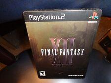 Final Fantasy XII: Collector's Edition GameStop Exclusive (Sony PlayStation...