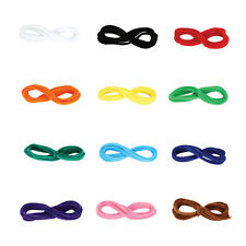 Chenille Stems, pipe cleaners, DIY Education craft-Package1(12PCS, 12 colors)