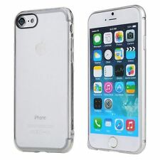 Nouveau Apple iPhone transparent crystal clear case gel tpu souple housse peau en stock