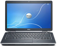 Dell Latitude Laptop E6430 i5-3320M 2.60Ghz Turbo 3rd Gen 8GB 250GB Win 7 Pro