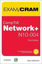 CompTIA Network+ N10-004 Exam Cram (3rd Edition), includes CD