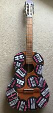 THE MACCABEES HAND SIGNED GUITAR AUTOGRAPHED