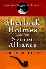 Sherlock Holmes and the Secret Alliance by Larry Millett (2001, Hardcover)