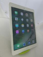 Apple iPad Air Wifi + Cellular (Verizon) Unlocked, Good, Silver 16GB *723