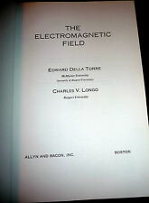 Electromagnetic Field, Torre & Longo,  Inscribed to Dean Easton. Physics