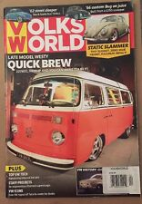 Volks World Late Model Westy Top VW Tech Staff Projects Apr 2015 FREE SHIPPING