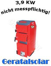DEFRO Holzkessel Heizkessel Kessel Festbrennstoffkessel 3,9 KW Naturzugkessel