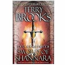 The Annotated Sword of Shannara - Terry Brooks (Hardcover) Anniv. Ed.
